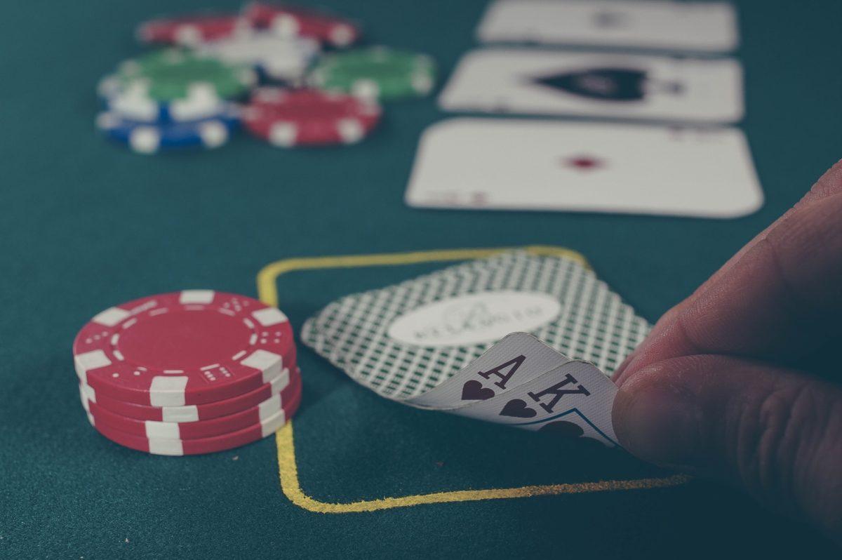 Wygrana w grach hazardowych